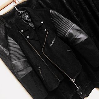 グラム ライダースジャケット
