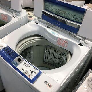 日立7.0K DDモーター 洗濯機2013年製!! 分解ク…