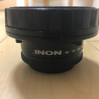 INON ワイドコンバージョンレンズ UWL-100 28AD