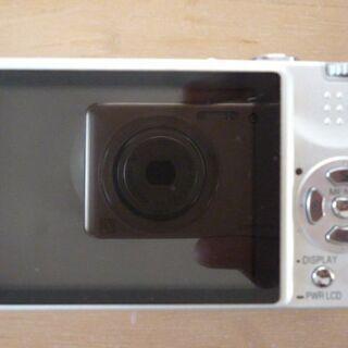 美品!パナソニック デジタルカメラ DMC-FX7S 箱説明書付き − 奈良県