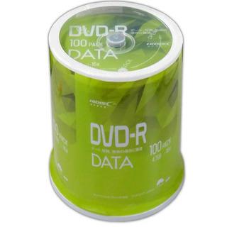 【値下げ】DVD-R メディア データ用 HI-DISC ハイデ...