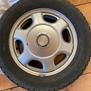 スタッドレスタイヤ 155 65R 13 4本セット