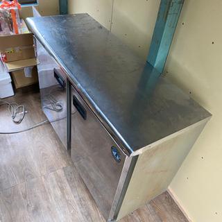 ホシザキ テーブル型冷蔵冷凍庫 RFT-120AT