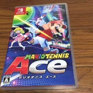 スイッチゲームソフト マリオテニスエース