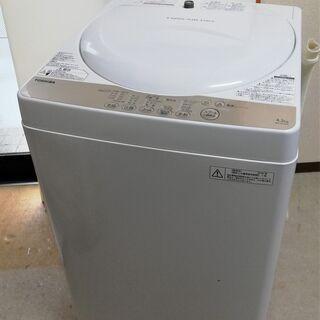 都内近郊送料無料 東芝 洗濯機 4.2キロ 2016年製 …