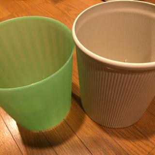 【2月中の受渡し限定】ゴミ箱2つの画像