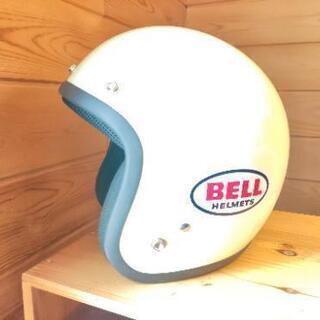 BELLではないですが ジェットヘルメット おまけシールド…