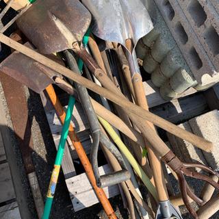 農耕具[どれでも1点¥220]農具/工具/在庫限り[中古品…