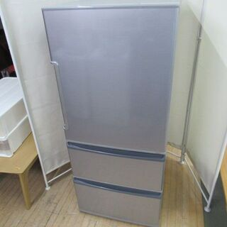 JAKN2035/冷蔵庫/3ドア/中型/シルバー/右開き/アクア...
