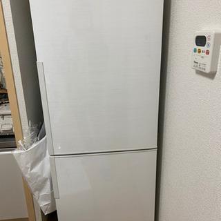 【ネット決済】SHARP 冷蔵庫 冷凍庫