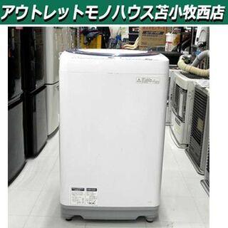 洗濯機 7.0kg 2015年製 シャープ ES-G7E2 苫小牧西店