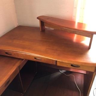 (早め希望) 学習机 - 家具