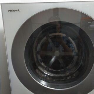 【ネット決済】パナソニック 洗濯機 ドラム式 引っ越し