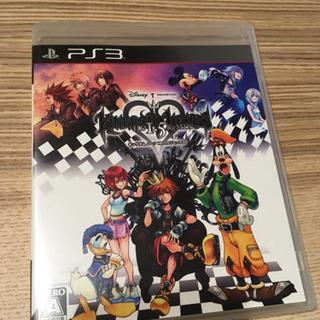 キングダムハーツ HD 1.5リミックス PS3