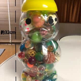 多目的 アヒルボックス(プラスチック) & スーパーボール