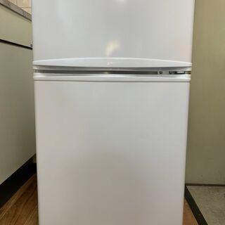 BESTEK 冷蔵庫 小型 冷凍冷蔵庫 直冷式 2ドア 85L ...