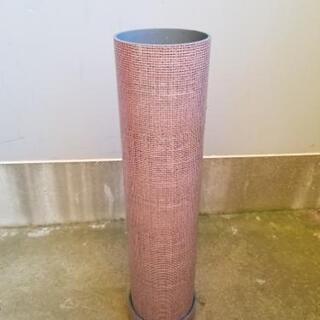 縦長の植木鉢