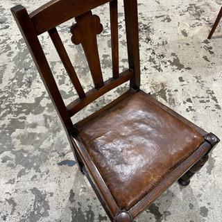 アンティーク 椅子 セット