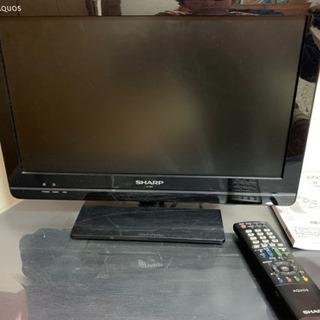 SHARP 液晶テレビ LC-19K5 ジャンク品