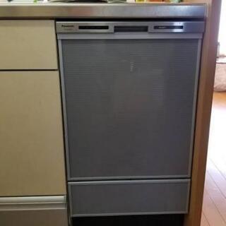 ビルトイン、置き型食洗機取付ます!