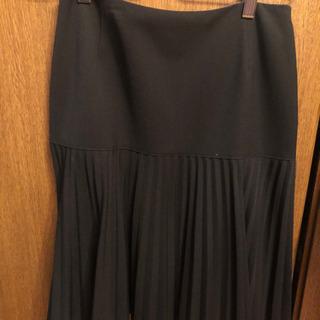 断捨離中!美品 黒 スカート