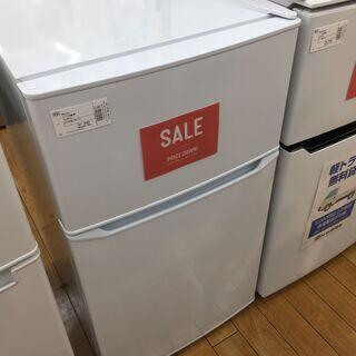 【トレファク鶴ヶ島店】Haier 2ドア冷蔵庫 85L 2…