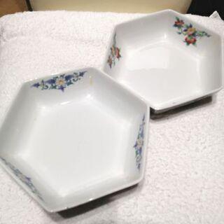 栄楽窯  深皿×2