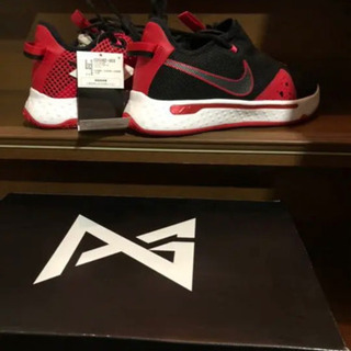 NIKE pg 4 ep レッド