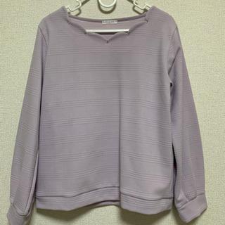薄紫の服 Lサイズ