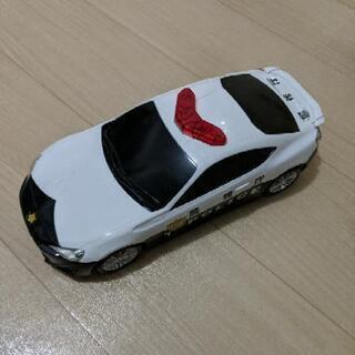 トミカ ビッグおかたづけパトカー