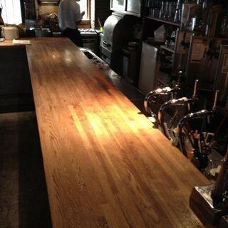 四条烏丸・地ビール居酒屋です。時給1110円〜 週3シフト保証します