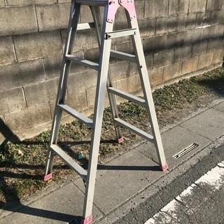 脚立高さ約117cm