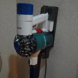 ダイソンハンディクリーナー洗浄メンテナンス✨