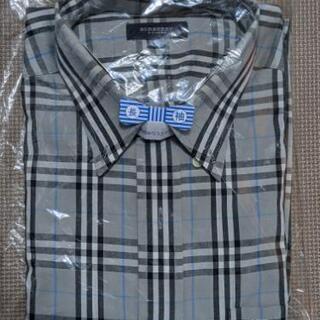 バーバリー Burberry 長袖ワイシャツLサイズ