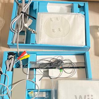 【ネット決済・配送可】任天堂 Wii本体+Wiiバランスボード ...
