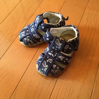 【ネット決済】12cm子供用靴
