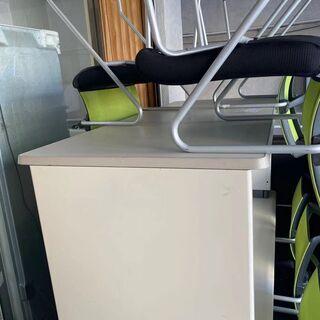 オフィステーブル椅子5点セット
