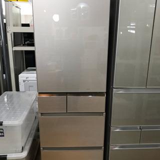 パナソニック 5ドア冷蔵庫 426L 2015年製 中古