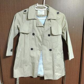 女児用春コート ZARA Girls 122cm