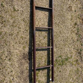 2段ベツト、ロフト、はしご