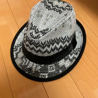 新品未使用タグ付き 帽子①
