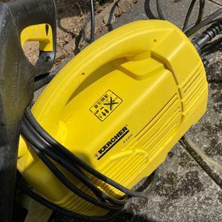 KÅRCHER ケルヒャー 高圧洗浄機 - 家電