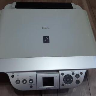 コピー機能のみご利用の方 無料 Canon プリンター MP46...