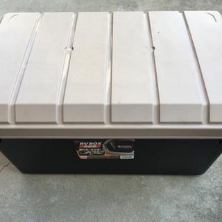 スタックボックス ホムセン箱 RV BOX600 アイリスオーヤマ