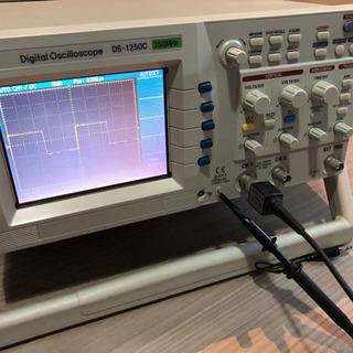 DS-1250C デジタルオシロ プローブなし