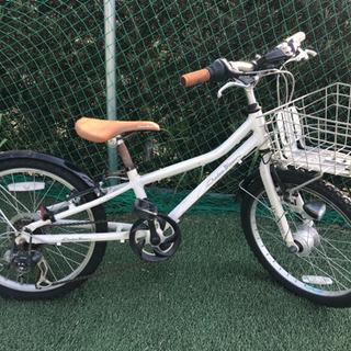 ジュニアスポーツバイク20inch