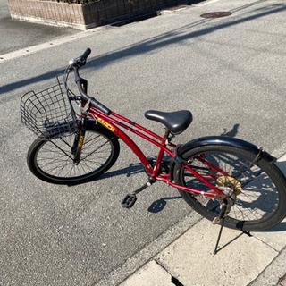子供用自転車ワインレッドアサヒで購入不具合等は見受けられません