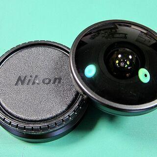 美品!Nikon 魚眼レンズ❶  FC-E8   0.21…