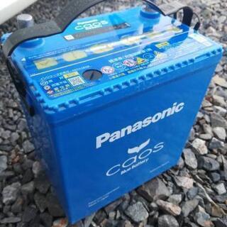 Panasonic caos カオス バッテリー 60B19L