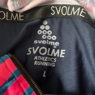 【美品】SVOLME ランニングウェア上下 Lサイズ - 服/ファッション